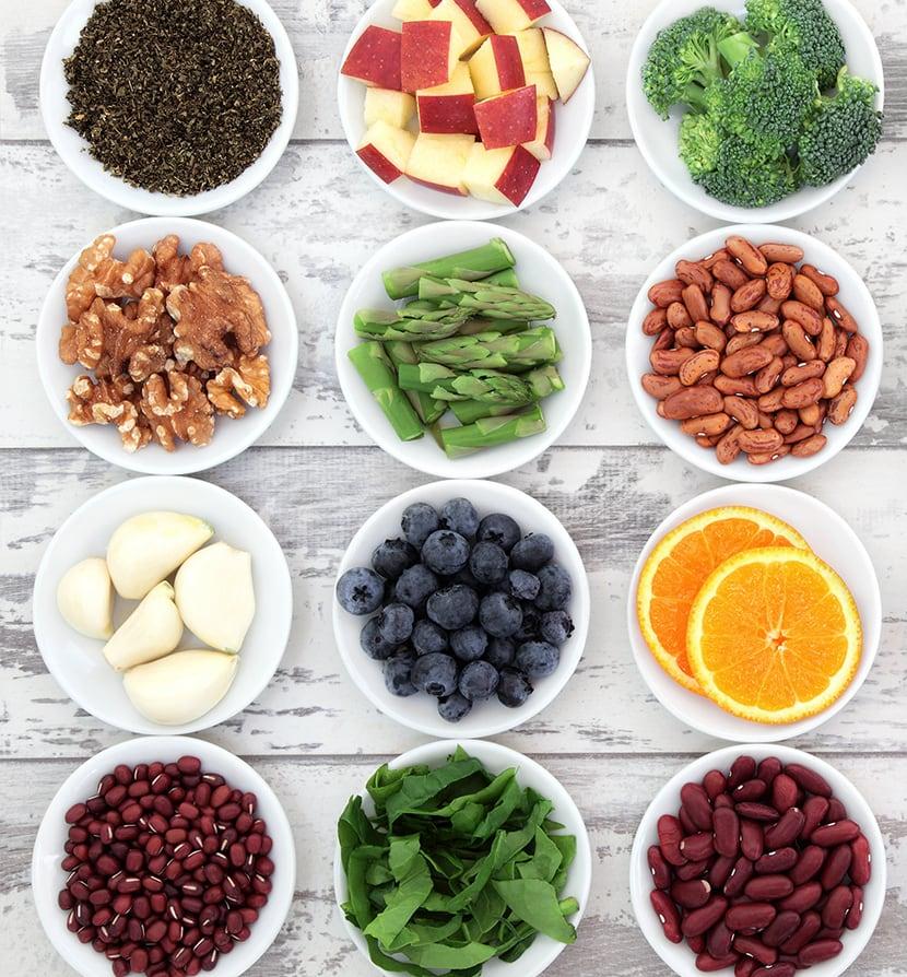 vertus-thé-vert-Antioxidants