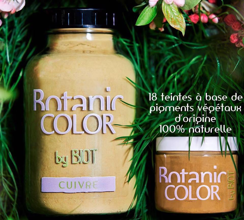 christophe nicolas le fondateur a lui mme cr sa coloration botanic color 100 naturelle et vgtale base de pistils de fleurs dpices et de - Coiffeur Coloration Naturelle Paris